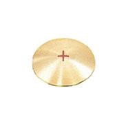 コノエ真鍮鋲 75φ 線十字 10個入