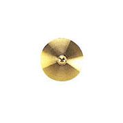 コノエ真鍮鋲 50φ ヘソ付(水準点用) 20個入
