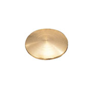 コノエ真鍮鋲 60φ 無印 10個入