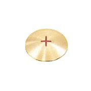 コノエ真鍮鋲 63φ 線十字 10個入