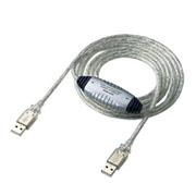 サンワサプライ USB2.0リンクケーブル