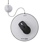 サンワサプライ バッテリーフリーワイヤレスマウス