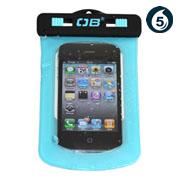 オーバーボード 携帯電話ケース-iPhone/スマートフォン用 アクア